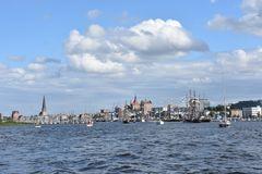 Die Hanse Sail 2017 in Rostock
