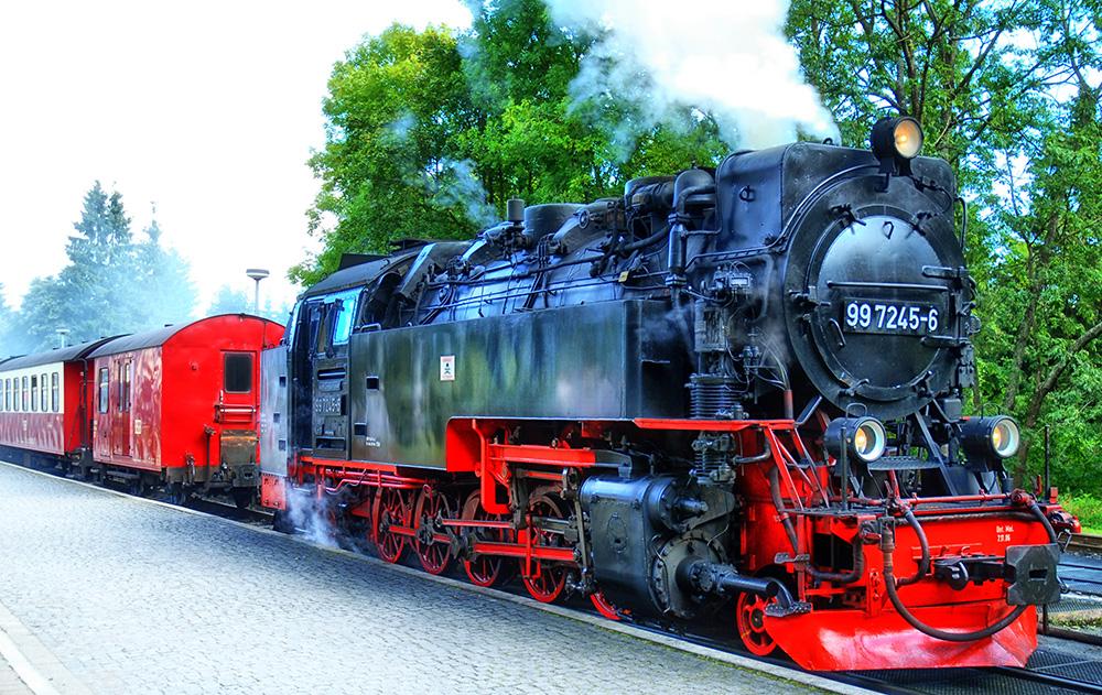 Die Harzer Schmalspurbahn