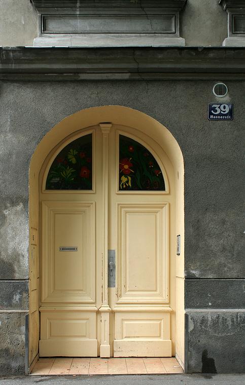 Die Hasnerstraße 39 in Ottakring