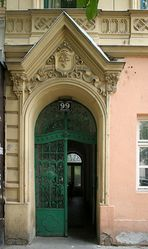 Die Hasnerstraße 99 in Ottakring
