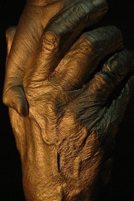 Die Haut im Wandel der Zeit, oder doch alt und jung?