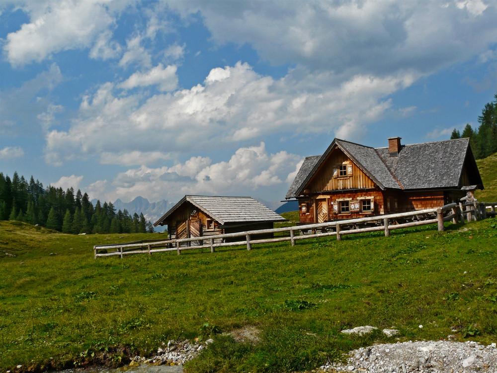 Die Heidi Hütte