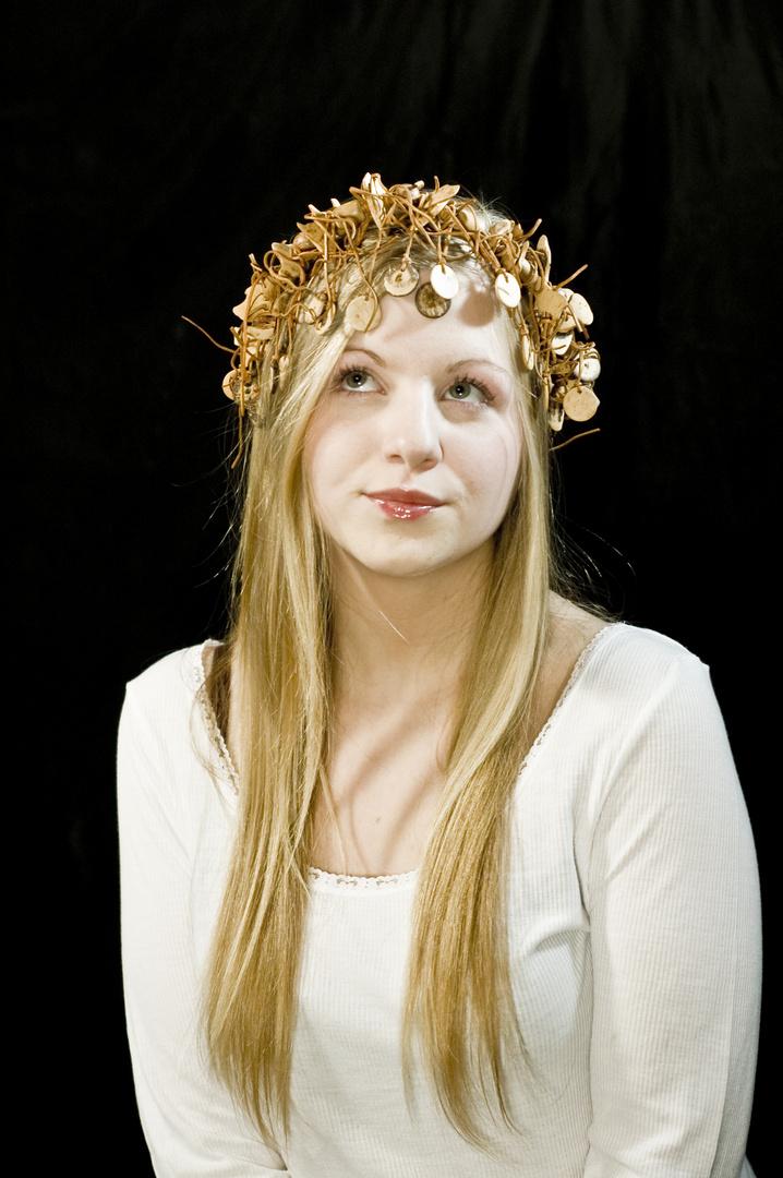 Die heilige Anna.