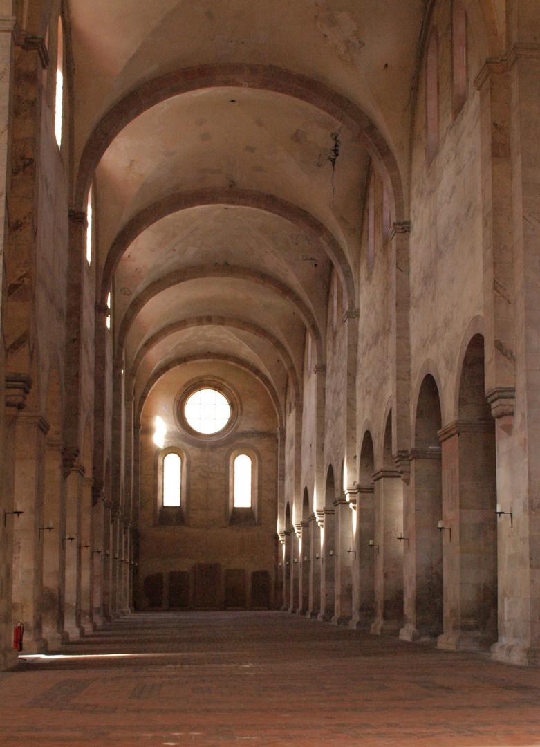 die heiligen Hallen...