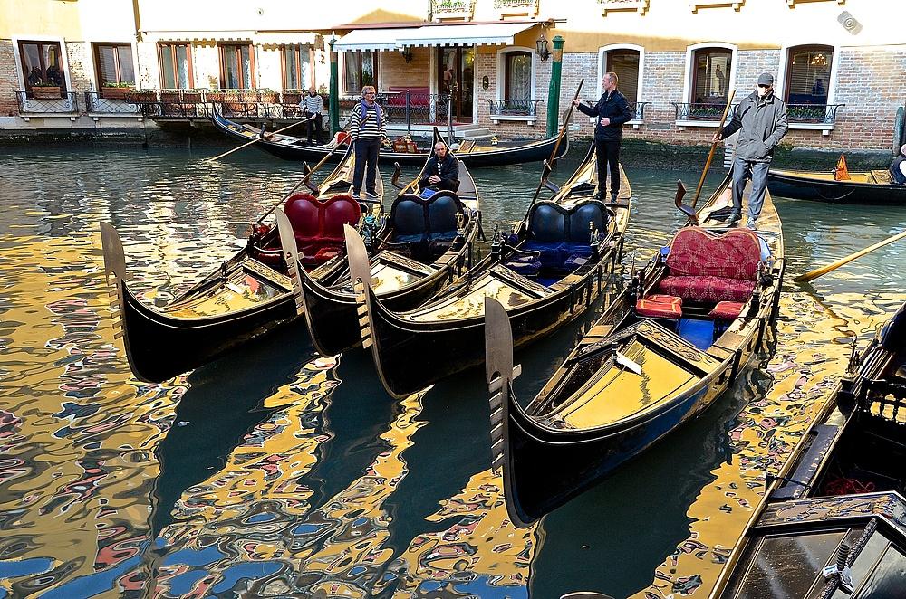 Die heimlichen Herrscher vom Canal Grande