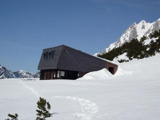 Die Heiterwandhütte