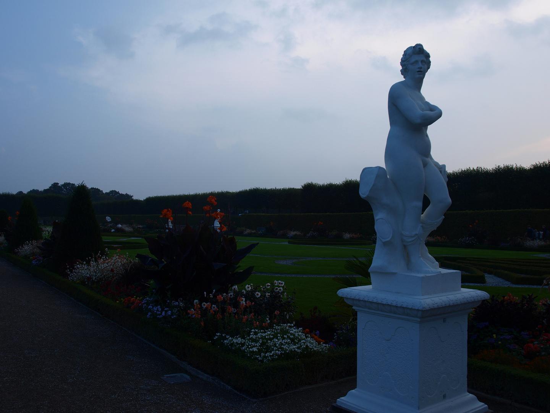 Die Herrenhauser Gärten...