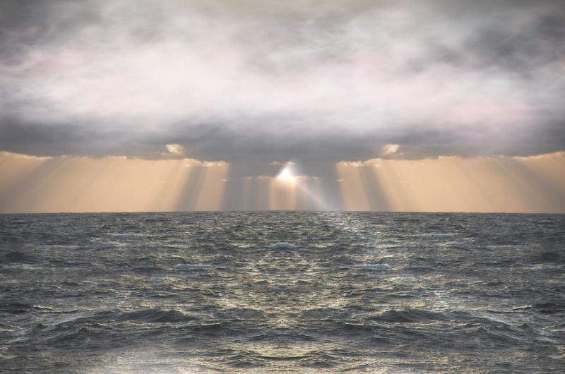 Die Himmel öffnen sich