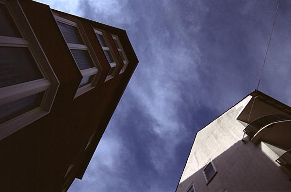 Die Himmels. Die Diagonalen. #1.