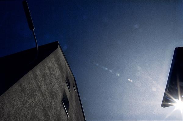 Die Himmels. Die Diagonalen. #2.