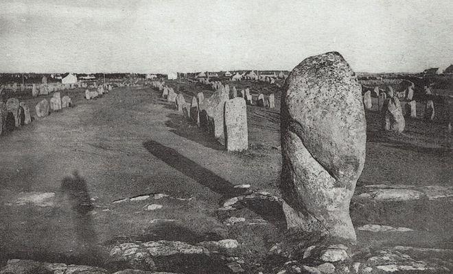 Die Hinkelsteine von Carnac (1)