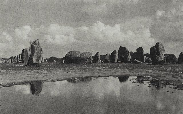 Die Hinkelsteine von Carnac (2)