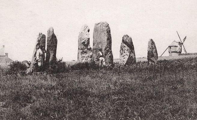 Die Hinkelsteine von Carnac (3)