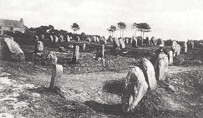 Die Hinkelsteine von Carnac (5)