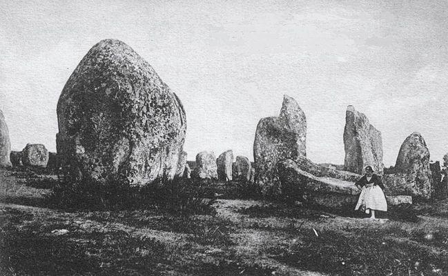 Die Hinkelsteine von Carnac (6)