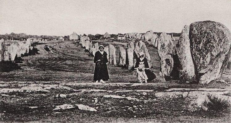 Die Hinkelsteine von Carnac (7)