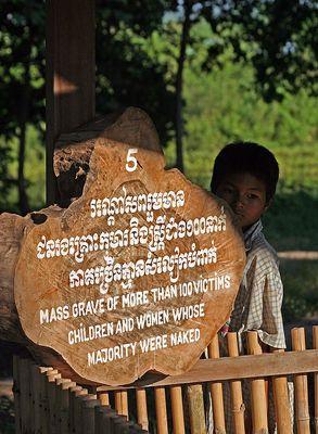 Die Hinterlassenschaften der roten Khmer