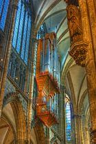 Die Hochorgel im Kölner Dom