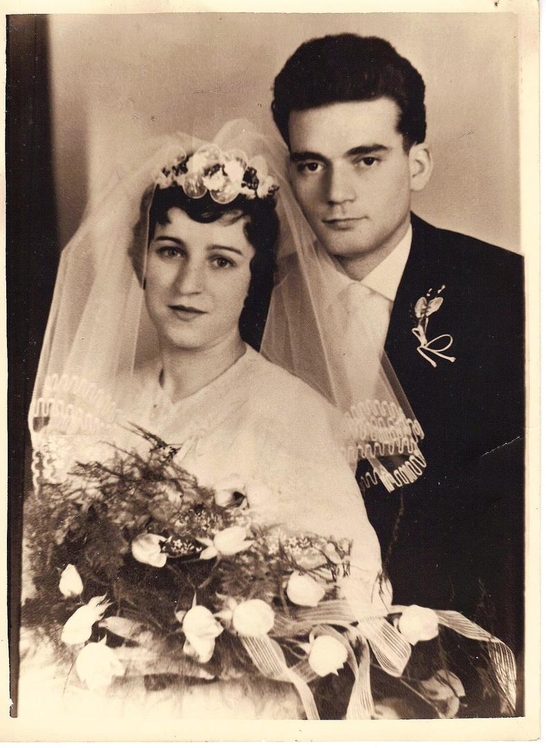 Die Hochzeit meiner Eltern