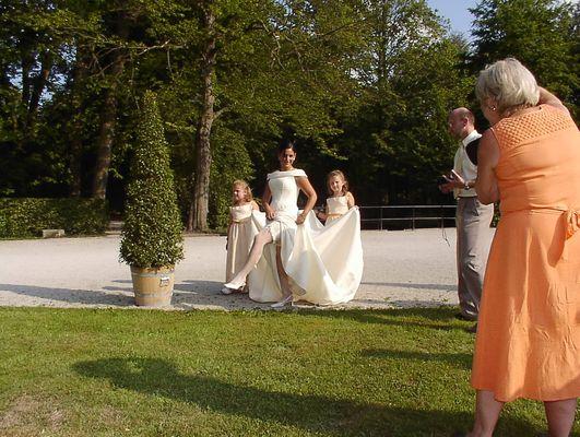 die Hochzeitsfotografin