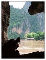 Die Höhle Tham Ting - Pak Ou, Laos