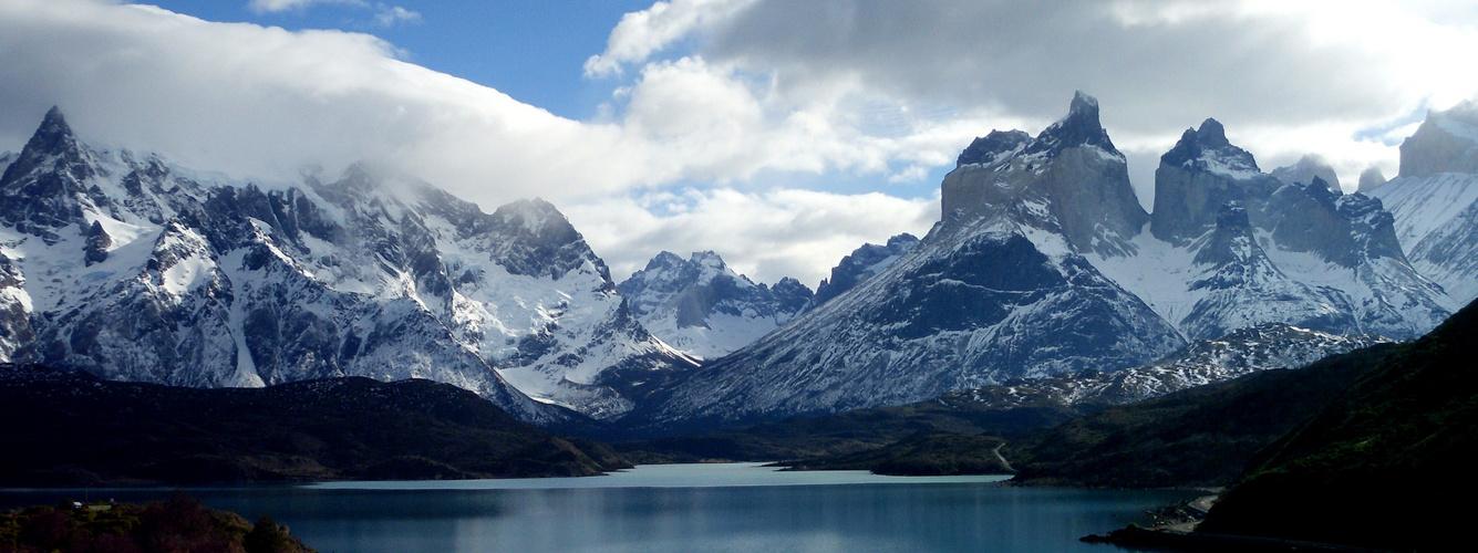 Die Hörner Patagoniens