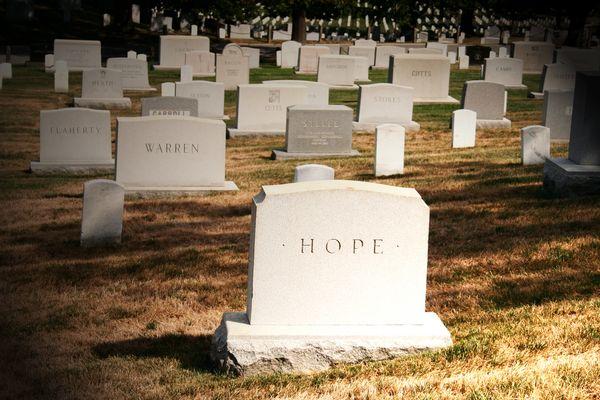 Die Hoffnung stirbt zuletzt
