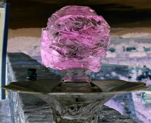 Die hohe Kunst der Glasbläser