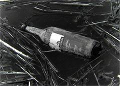 Die hohe Kunst zu Schweigen ist wie das Richtige verfassen einer Flaschenpost ohne Brief…