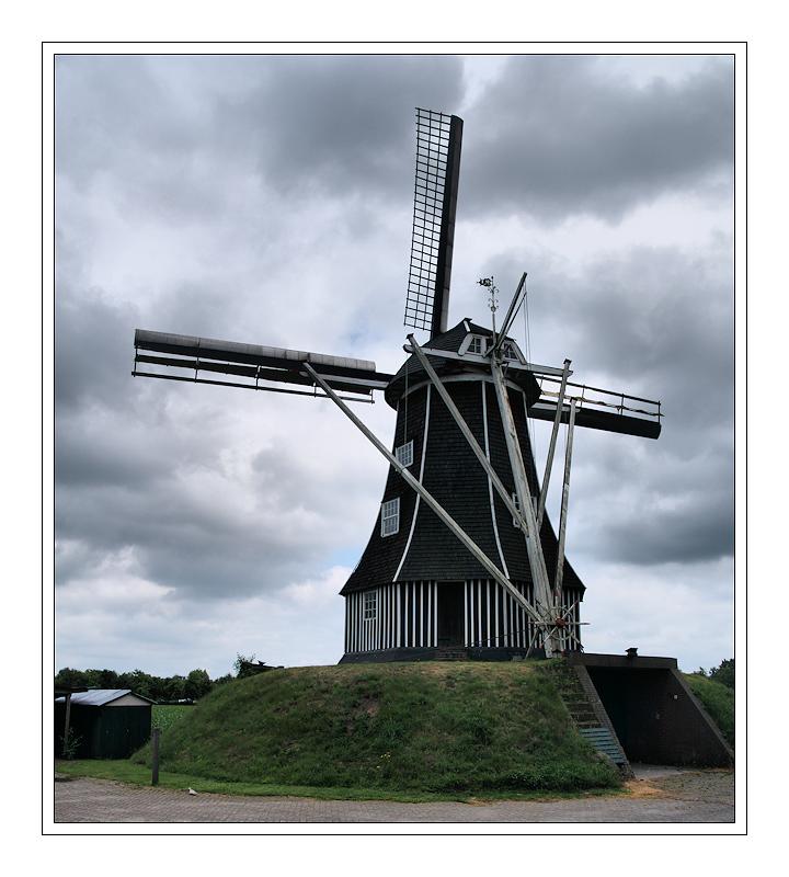 Die Holländer Mühle...
