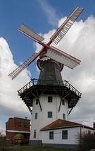Die Horner Mühle in Bremen