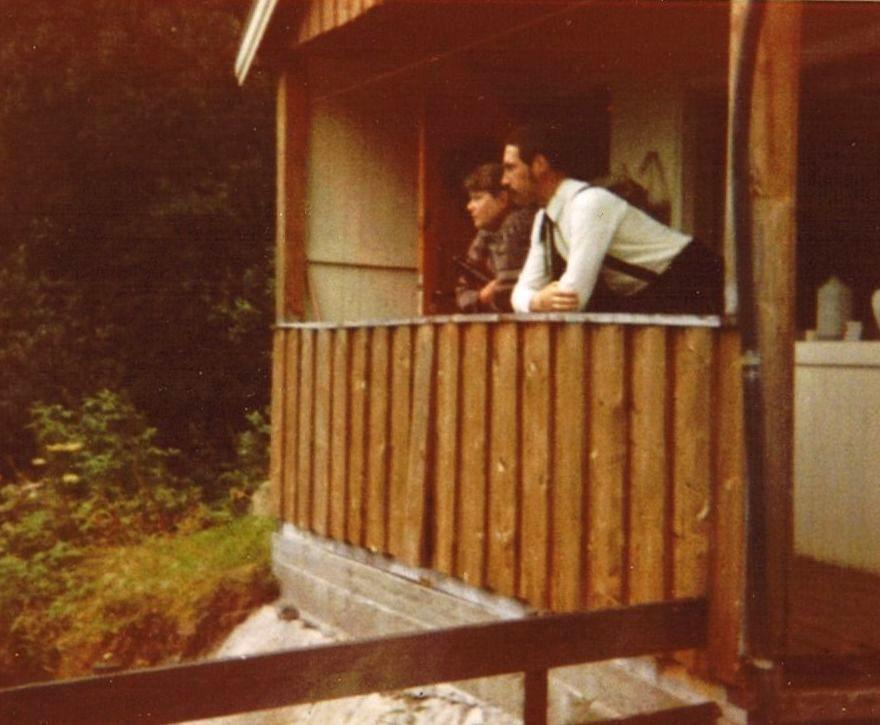 Die Hütte Nr. 1...