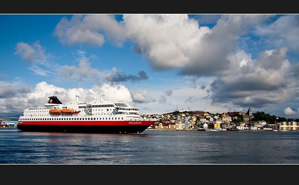 Die Hurtigrute