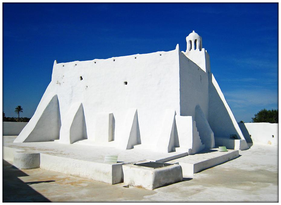 Die Ibaditen-Moschee Fadhloun...