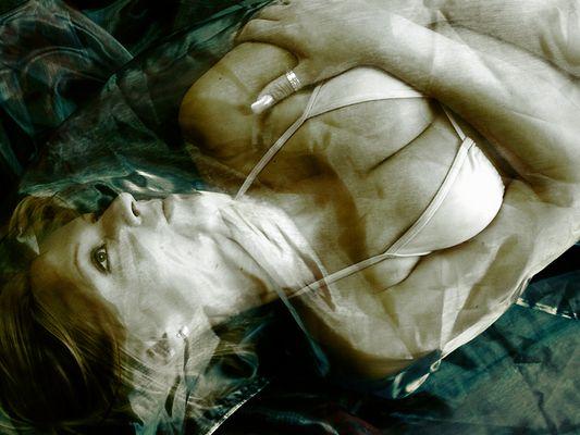 die ikonenhafte Muse im Stile der Meerjungfrau (3)