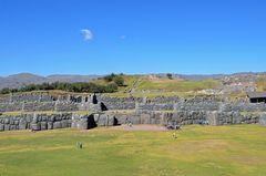 Die Inka-Festung Sacsayhuaman (3)