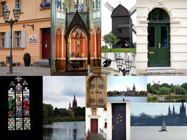 Die Inselstadt Werder/Havel