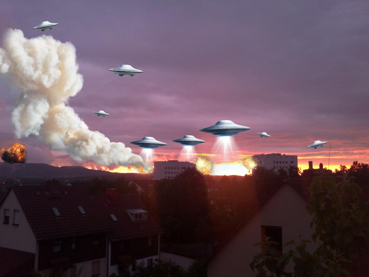Die Invasion auf Kassel