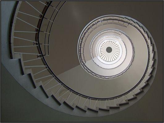 Die Iris-Treppe