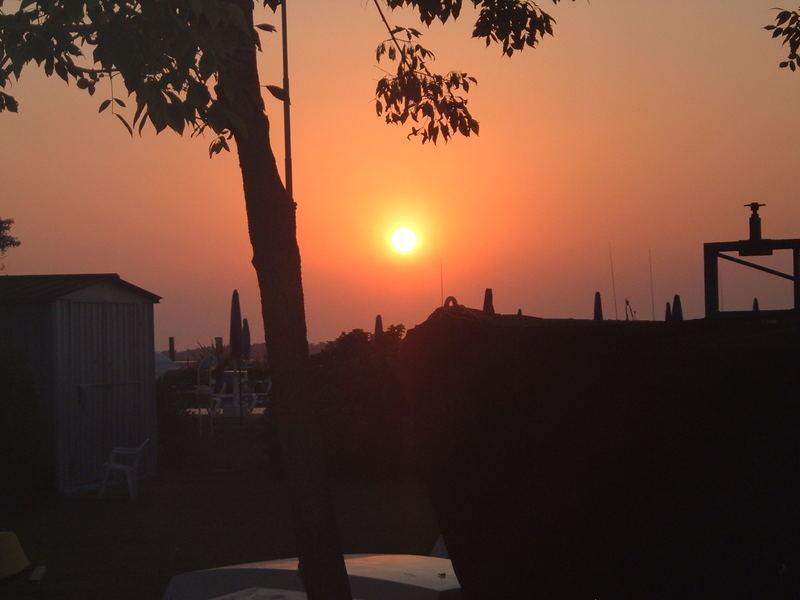 Die italienische Sonne