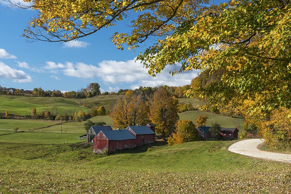 Die Jenne Farm, Vermont