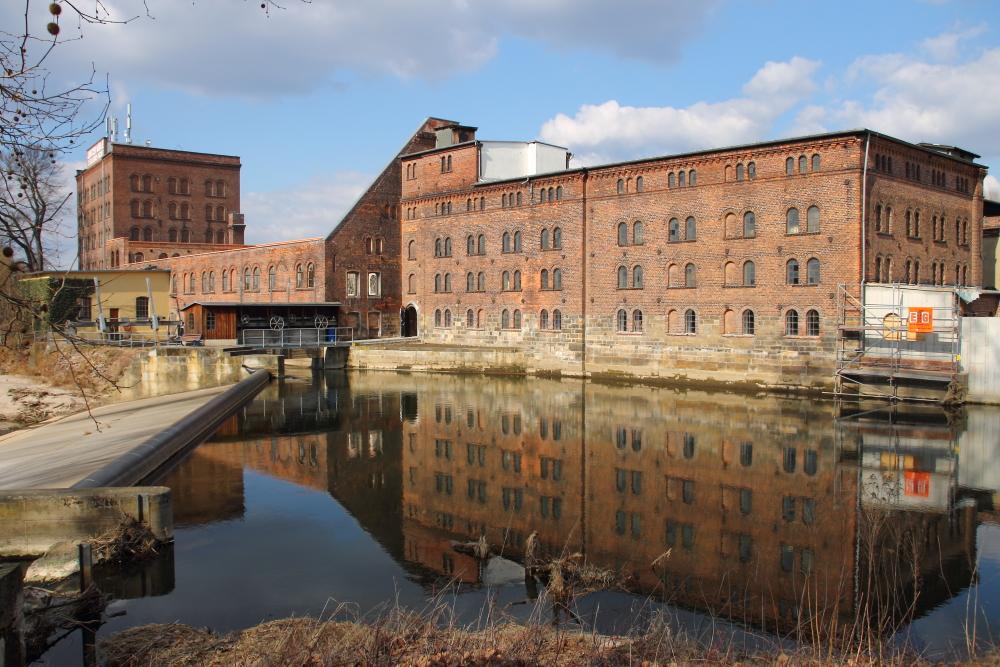 Die Jonitzer Mühle