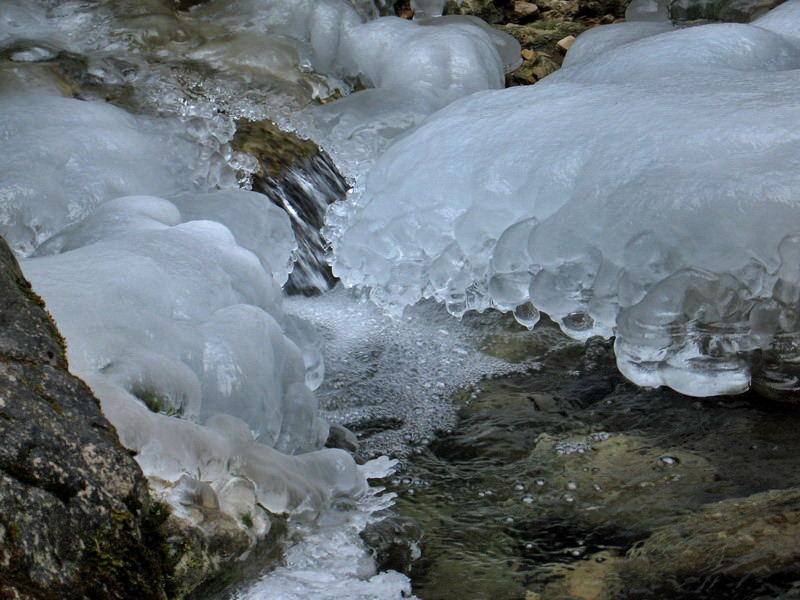 Die Kälte als Künstler
