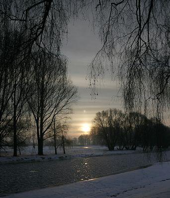 Die kälteste Nacht bisher...