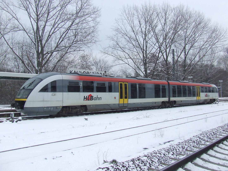 Die Kahlgrundbahn