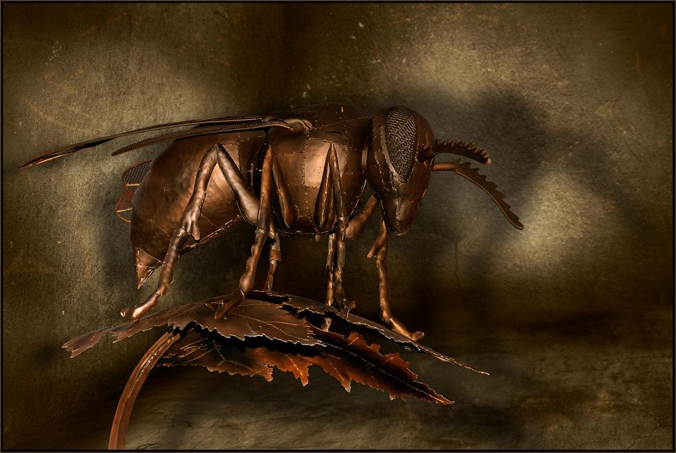 Die Kampfbiene