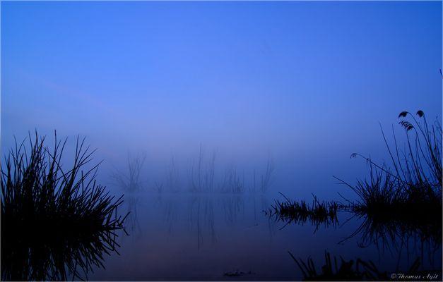 Die Kamplake in Unseburg... Teil28 blue night