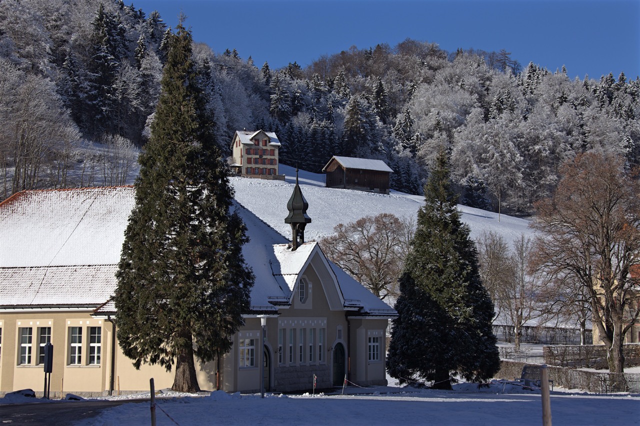 Die Kapelle von nebenan