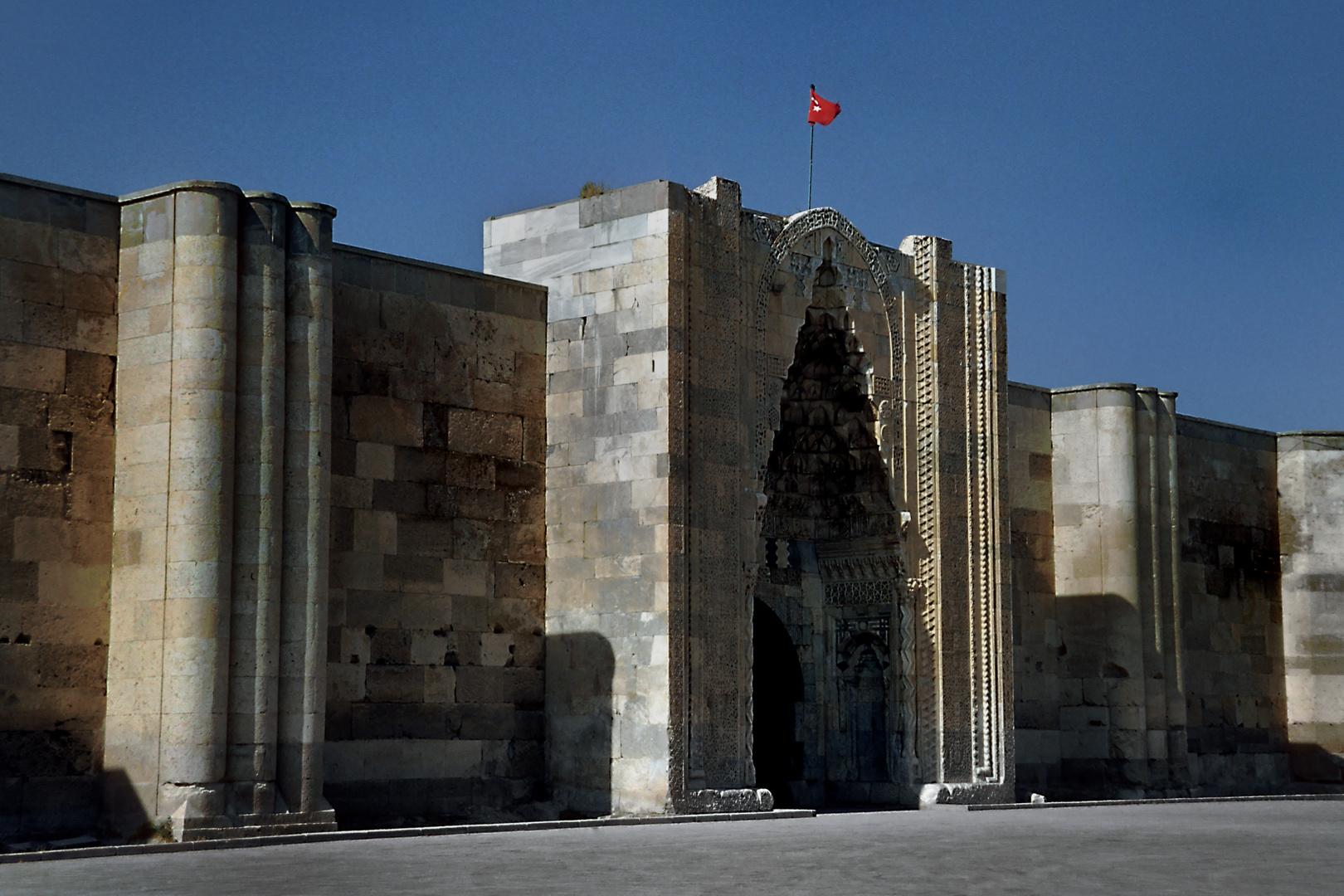 Die Karawanserei Sultan Han bei Aksaray