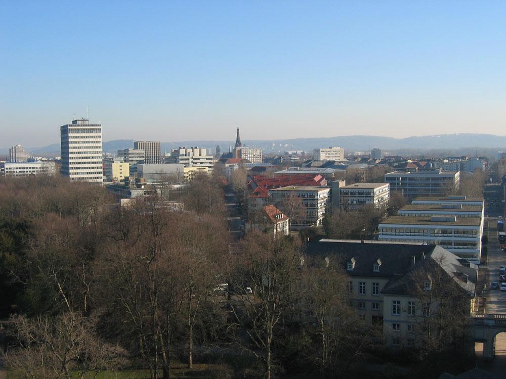 Die Karlsruher Uni